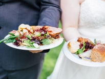 Bride-Groom-Plate