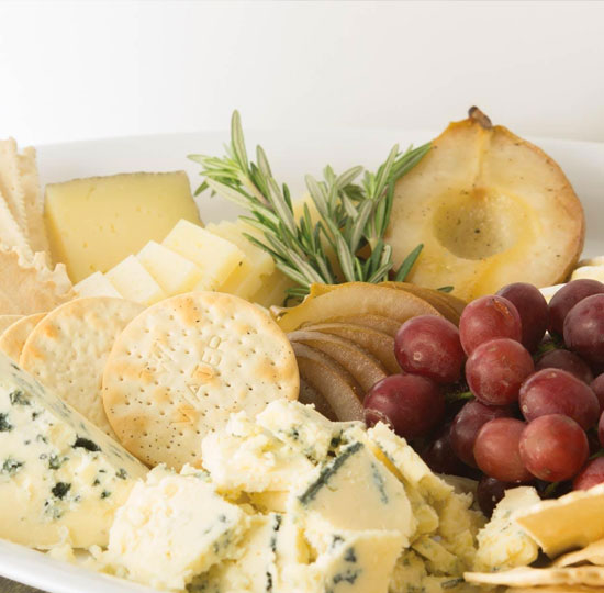 Bellingham Catering - Cheese and Crackers